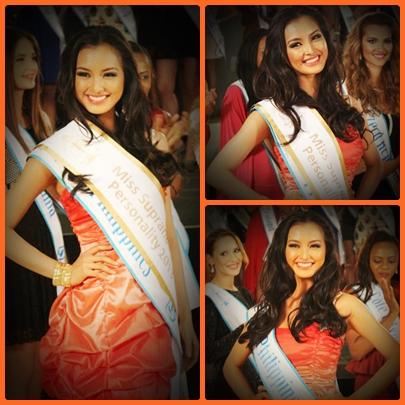Mutya Datul Wins Miss Supranational 2013 Personality Award