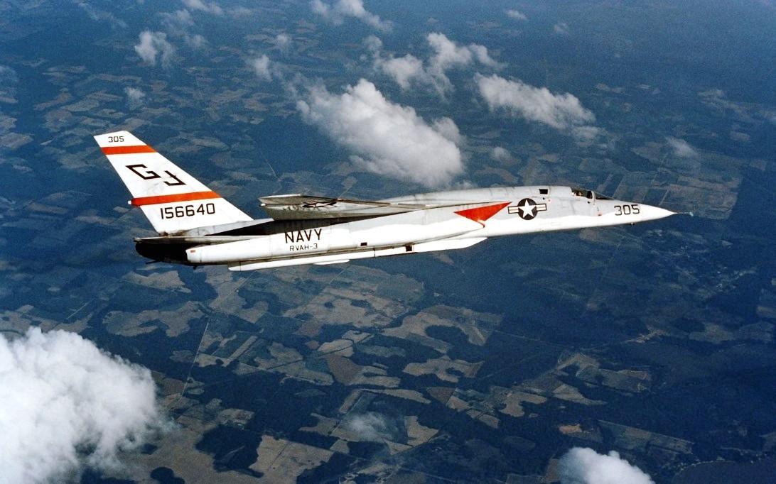 A-5 Vigilante Aircraft Wallpaper 2
