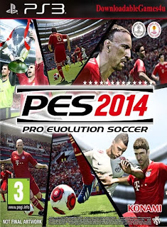 Free Download Pro Evolution Soccer 2014 Full Version PC Game