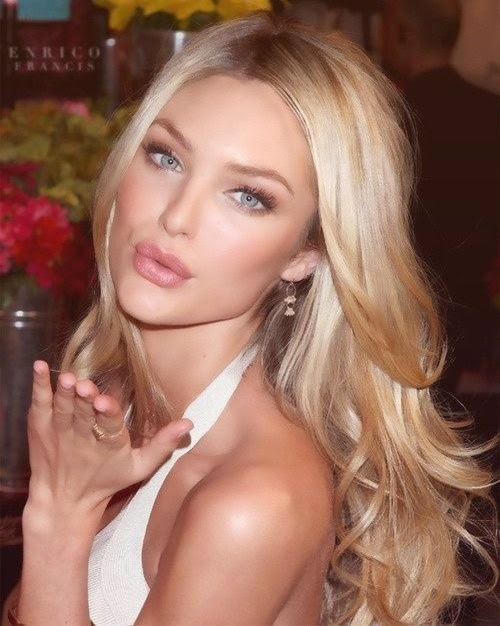 Which country has the most blonde women  in the world