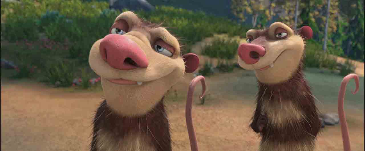Single Resumable Download Link For Hollywood Movie Ice Age: Continental Drift (2012) In English Bluray