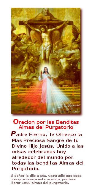 imagen del padre eterno con jesus para las animas benditas del purgatorio