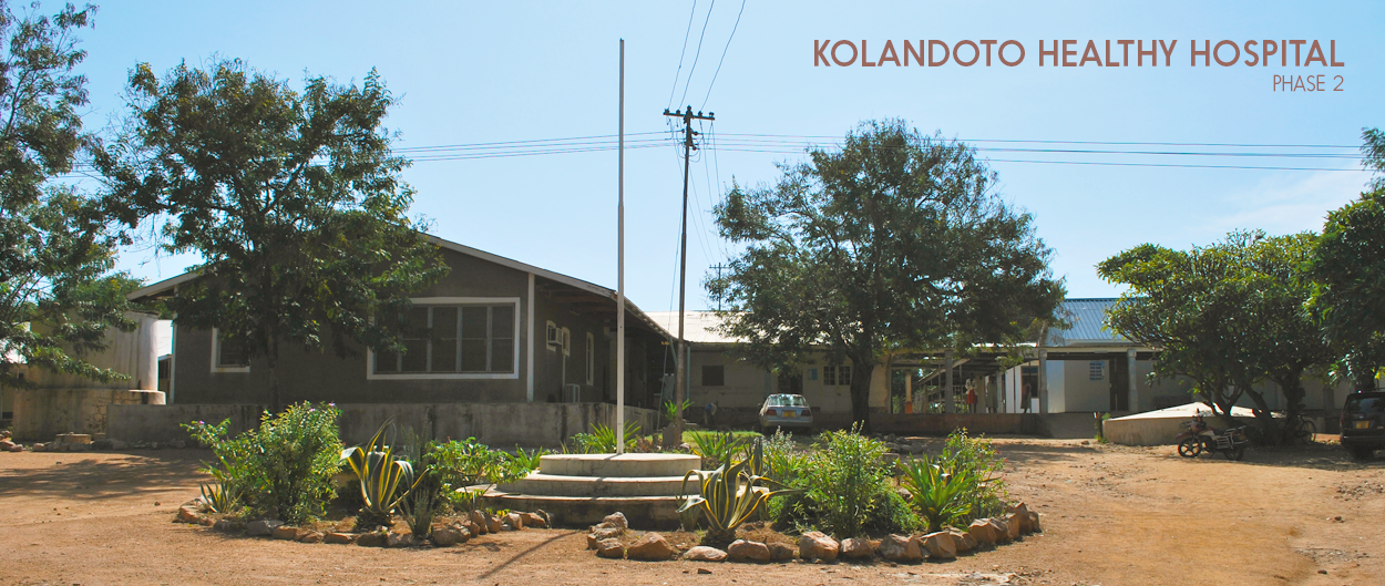 Kolandoto Healthy Hospital Phase 2
