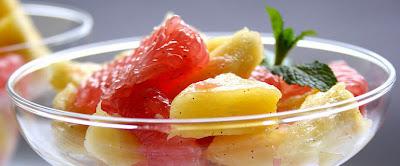 Receta : Frutas Maceradas