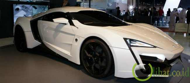 W Motors Lykan Hypersport 2013