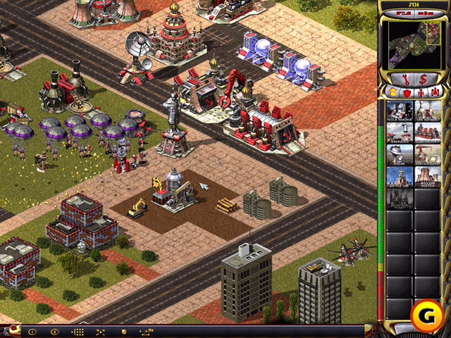 how to use game ranger to play command and conquer