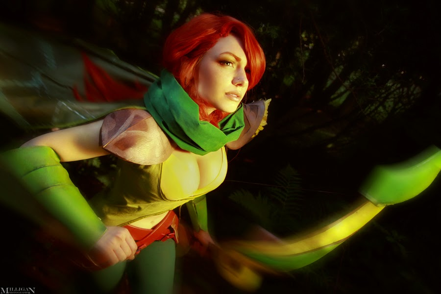 DotA 2 - WindRanger - I run like the wind