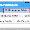 Cara Menampilkan Rombel, Data Periodik Siswa & Sarana Prasarana di Dapodikdas 3.0.2