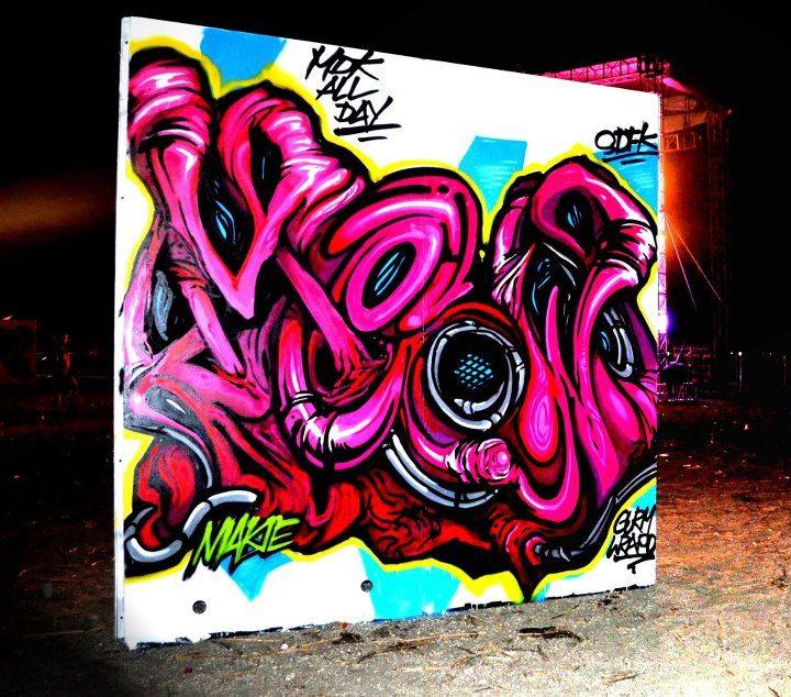 Labels Event Graffiti Legal Wall