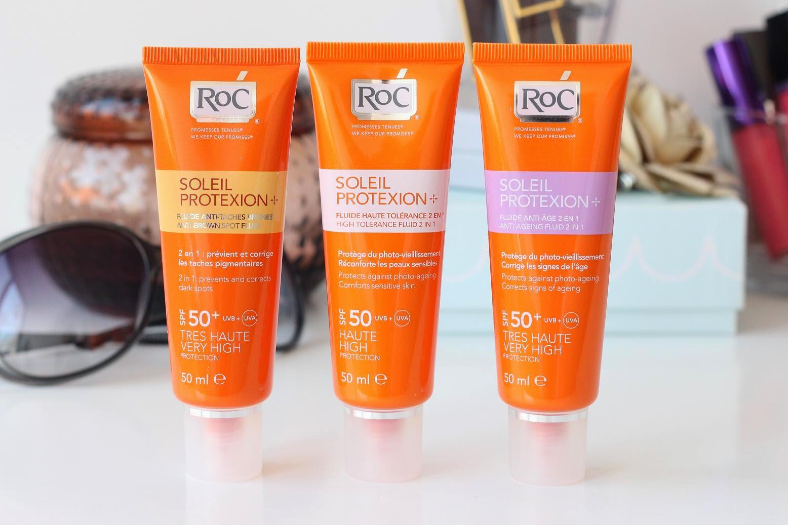 RoC Soleil Protexion +
