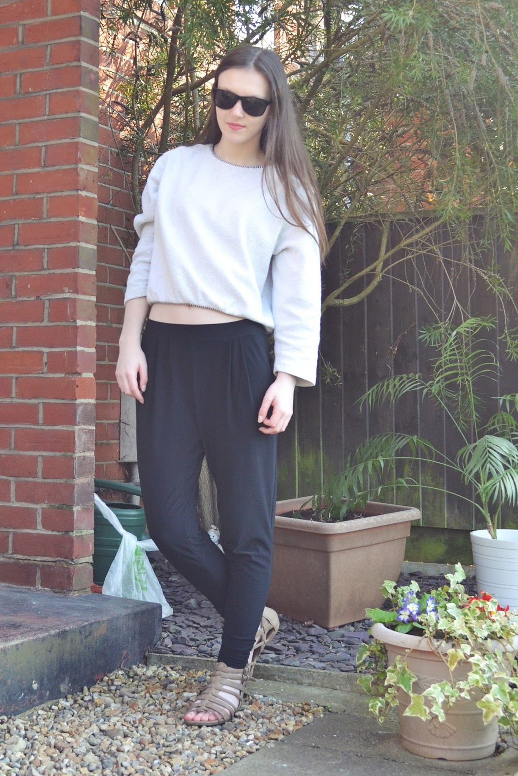 lunar look spring casual outfit