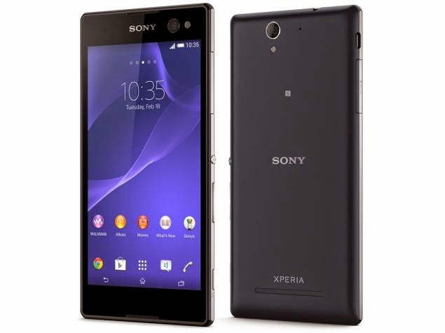 Sony Xperia C3 Mula Dijual di Malaysia