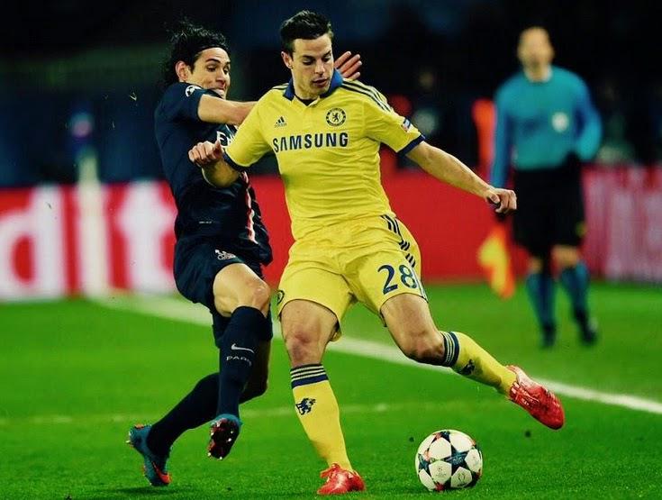 Psg 1-1 Chelsea (Champions League)