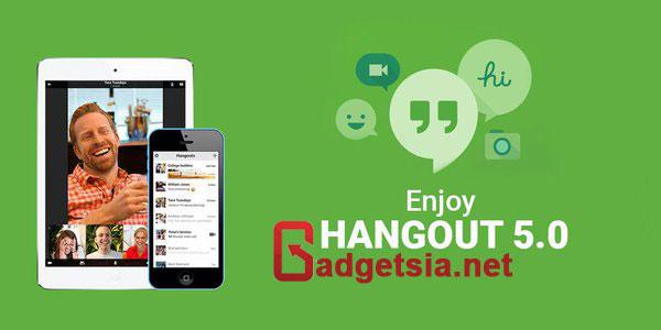 Aplikasi Video Call Android Gratis - Hangout