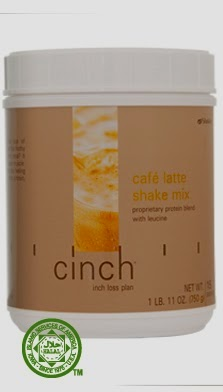 Cinch Cafe Latte