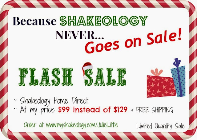 Black Friday Shakeology Sale, www.healthyfitfocused.com