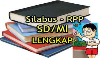 kelas iii sd semester i download semua rpp dan silabus sd terbaru rpp