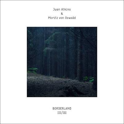 Discosafari - Juan Atkins and Moritz von Oswald - Borderland - Tresor Records