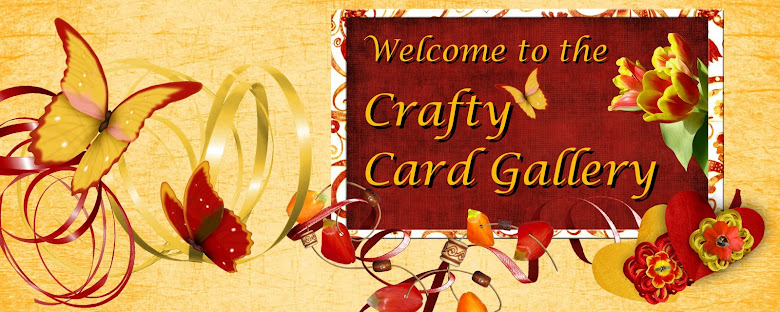 Welcome to the Crafty Card Gallery