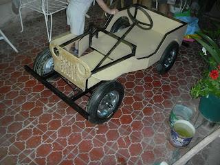Un Mini Jeep Para Mi Hijo Hazlo Tu Mismo En Taringa