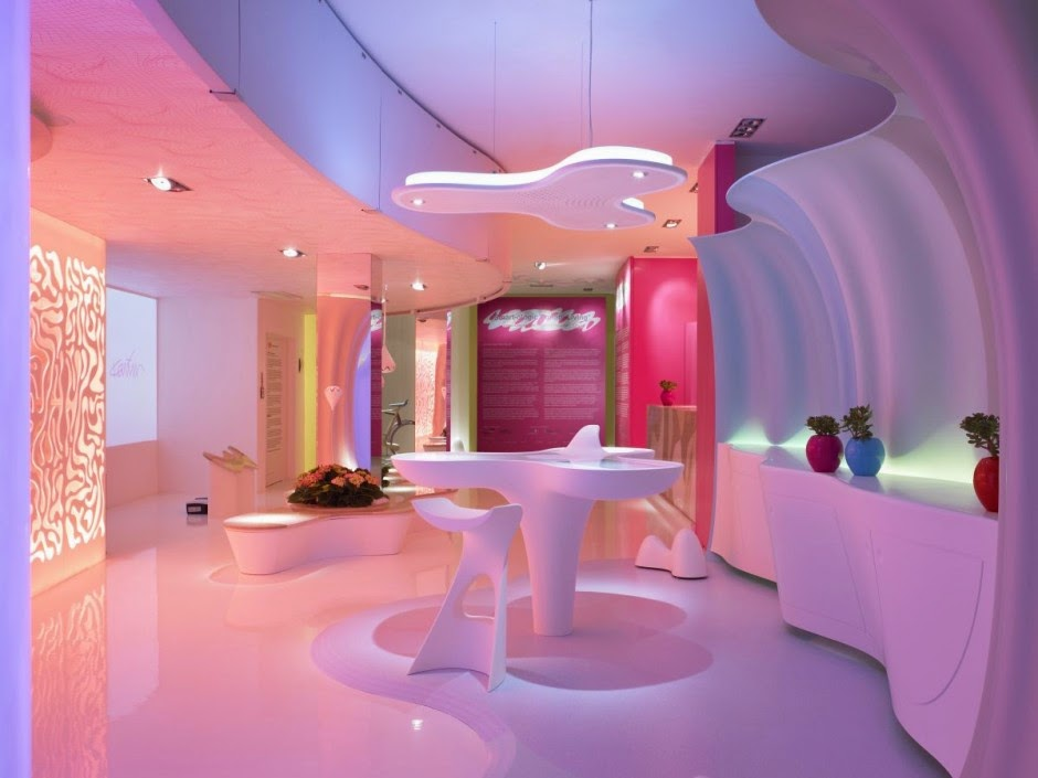 Technology Striking a perfect balance in interior designing