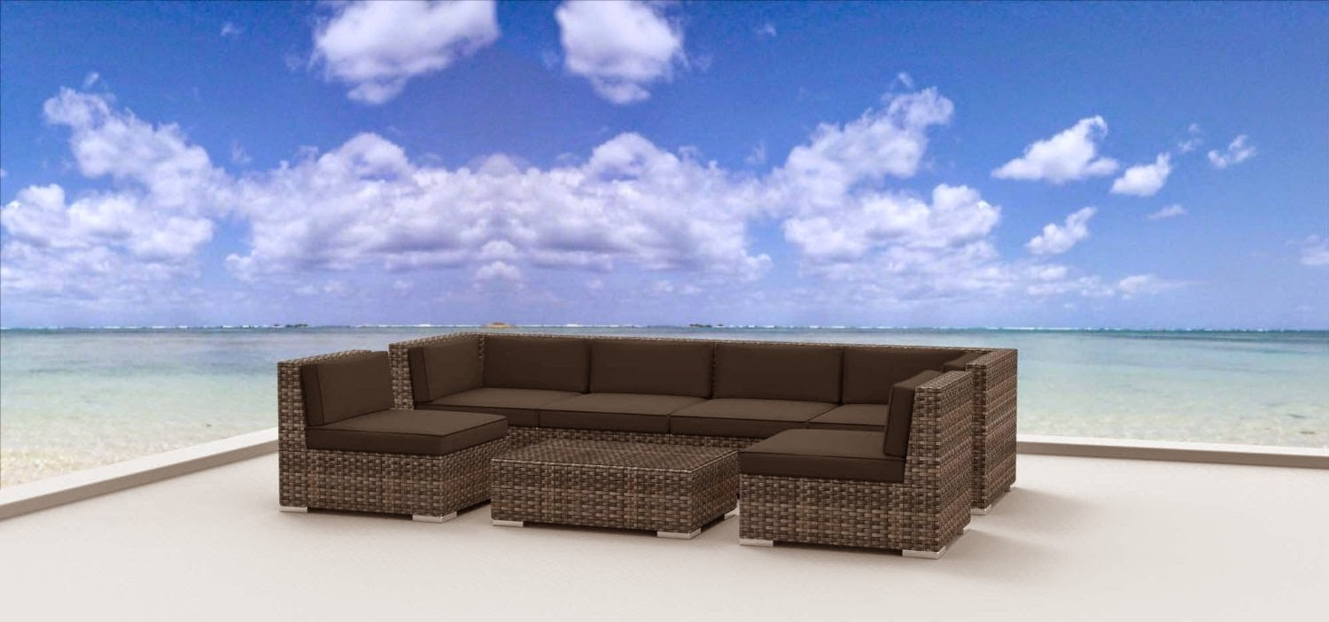 Modern outdoor patio furniture - Outdoor Patio Furniture Sofa
