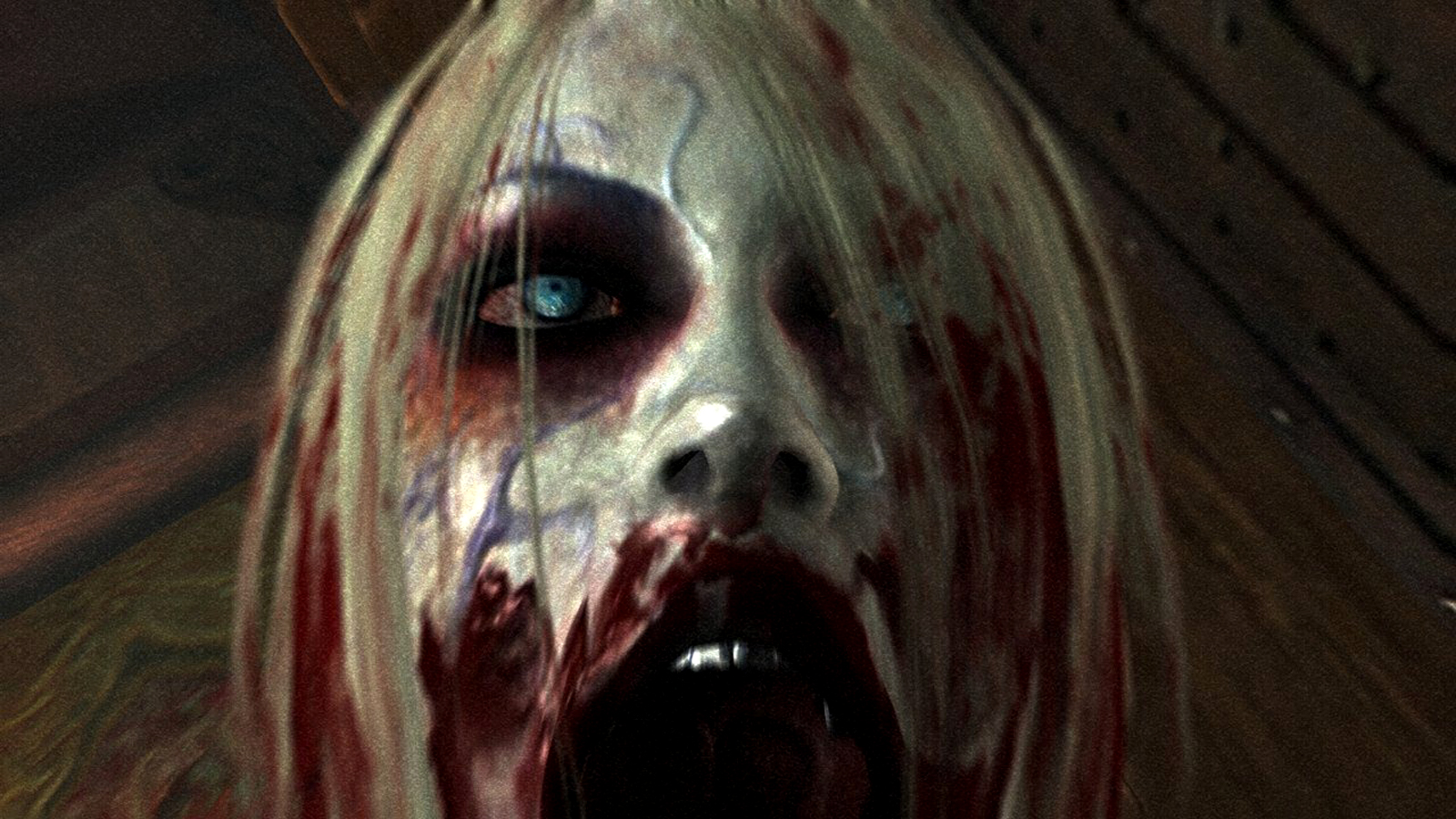 Zombie Woman  Wallpapers
