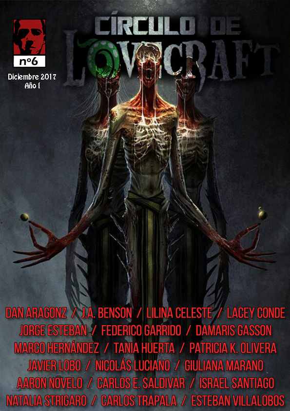Revista #6 de Círculo de Lovecraft
