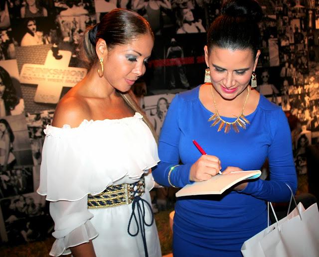 "The Spotlight at "" The Magia de la Moda"" at  Funkshion Fashion Week Miami Beach"