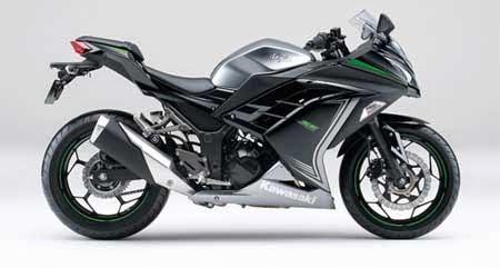 Ninja 250Fi terbaru 2015