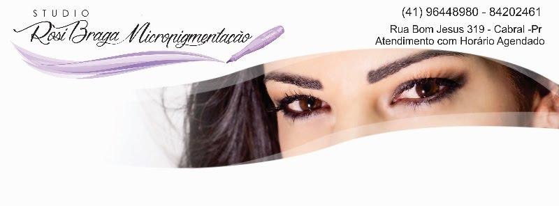 Studio Rosí Braga Micropigmentação