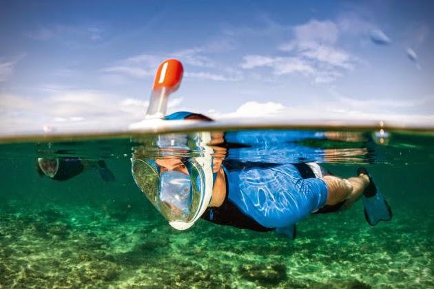 Visor 3.0 - Tribord Easybreath Snorkel Mask