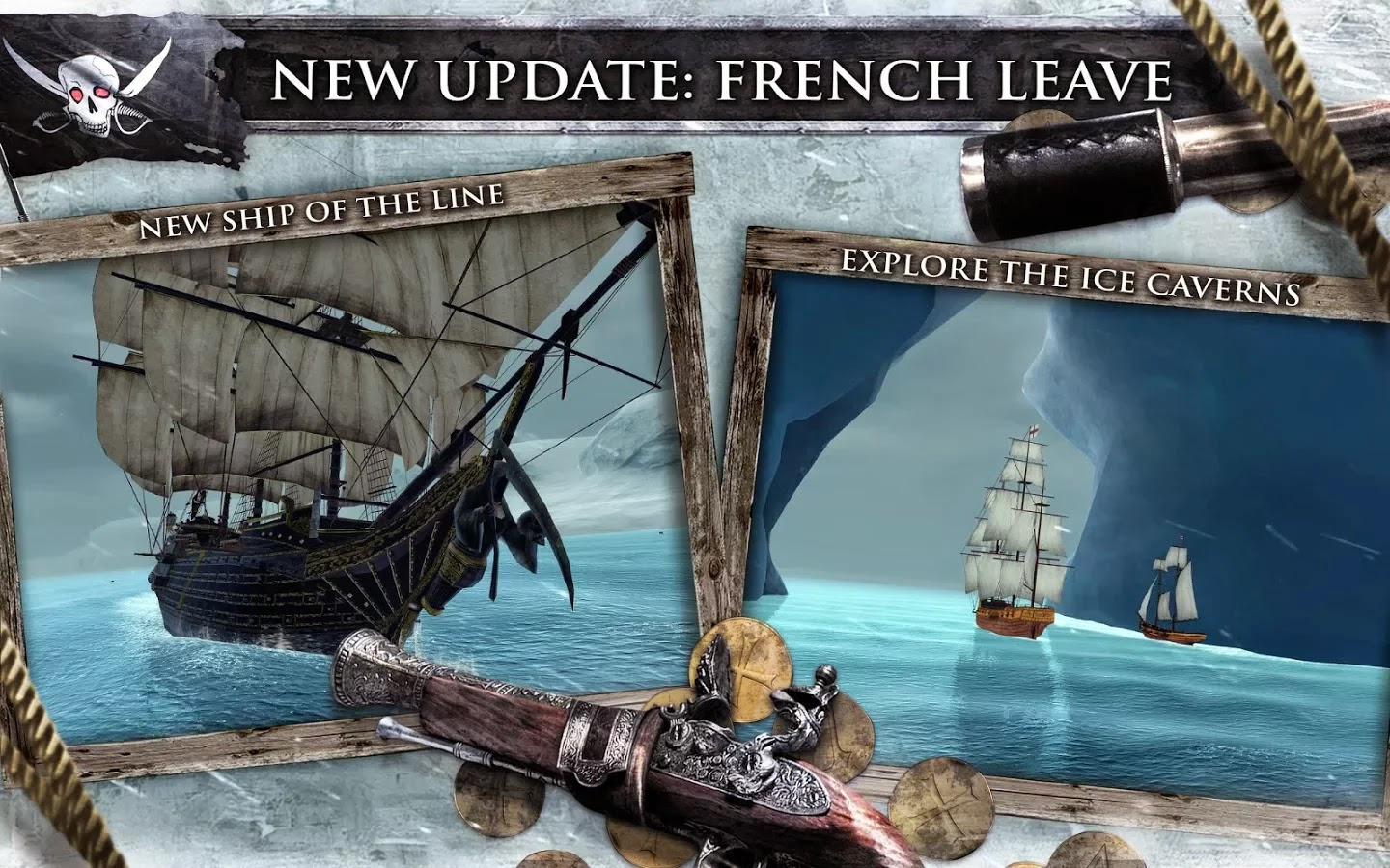 Assassin's Creed Pirates v2.2.0