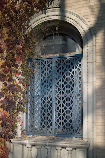 Lattice Fretwork Window Screen