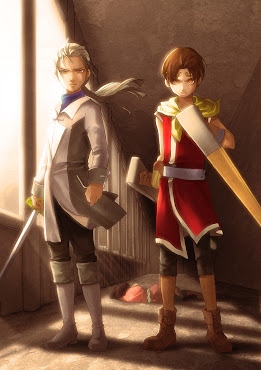 #11 Suikoden Wallpaper