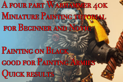 A Quick Miniature Painting Tutorial