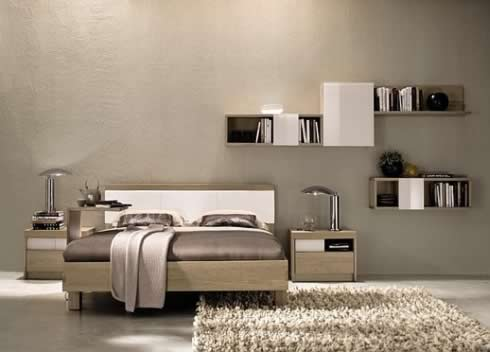 Bedroom Decorating Ideas with Environmentally Friendly