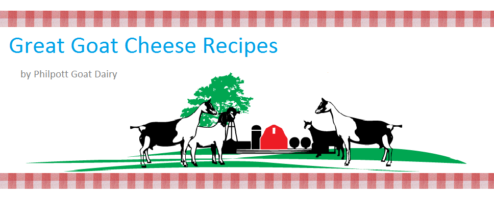 Great Goat Cheese Recipes