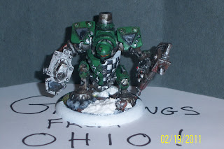 Iron Painter 4: Wroughthammer Rockram