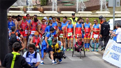 Campeonato de Europa de Duatlón Alcobendas Aranjuez