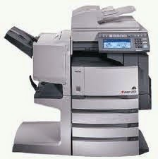 Ban may photocopy toshiba E350