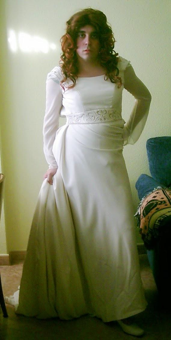 crónica de un sueño cumplido. novia por un día | mi lado femenino