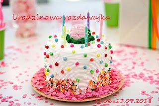 Urodzinowa rozdawajka