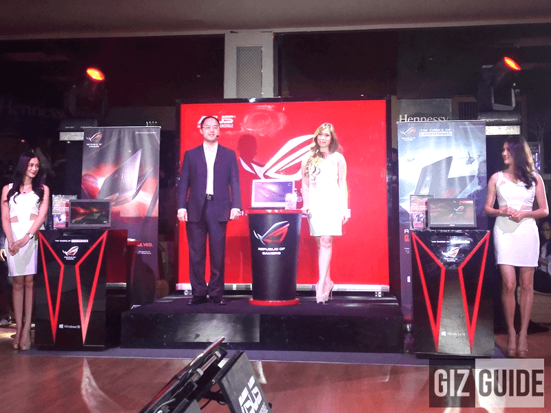 Asus ROG G752VT And G752VL Launched In PH, Comes With Unreal Value For Money!
