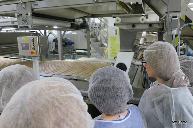 blogerzy razem , zwiedzanie zakładu produkcyjnego , zaproszenie do fabryki
