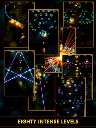Plasma Sky - rad space shooter APK v2.5.0 (2.5.0) Download