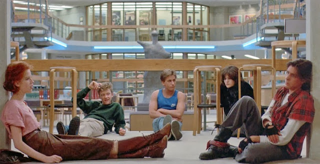 the breakfast club movie review essay