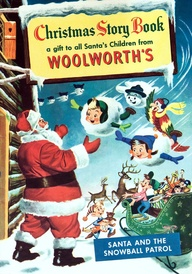 Woolworth's Christmas book animatedfilmreviews.blogspot.com