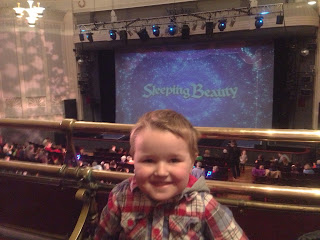 Pavilion Theatre - Bournemouth - Sleeping Beauty 2012