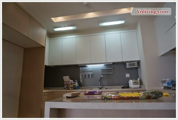 Imperia An Phu kitchen room